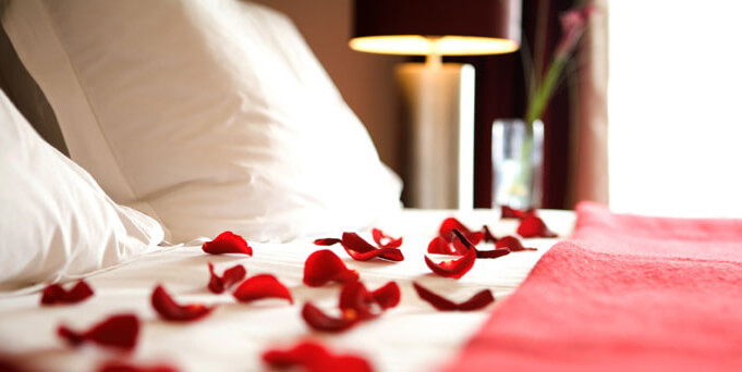 Bed-and-Flowers