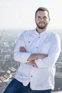 Chef Valerio Borriero